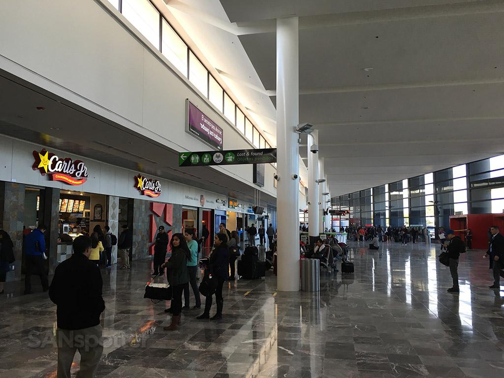 main terminal tijuana airport
