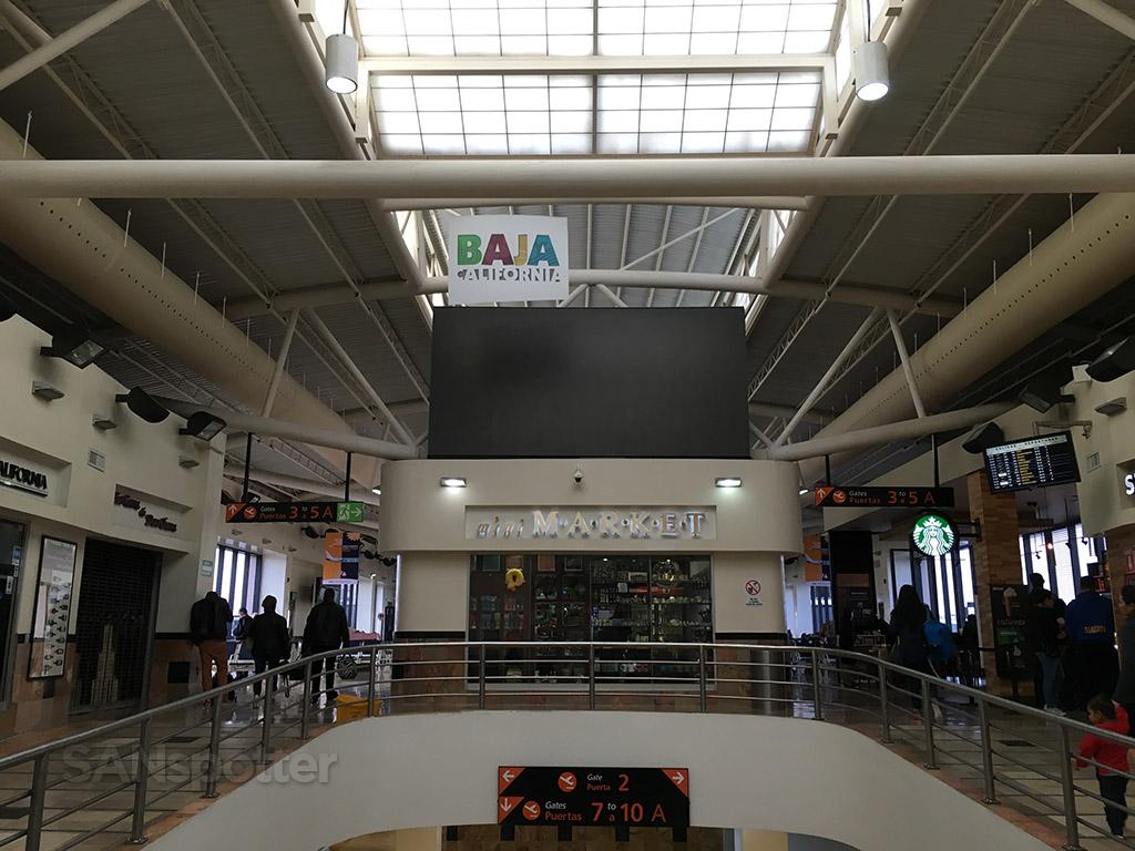 tijuana airport terminal