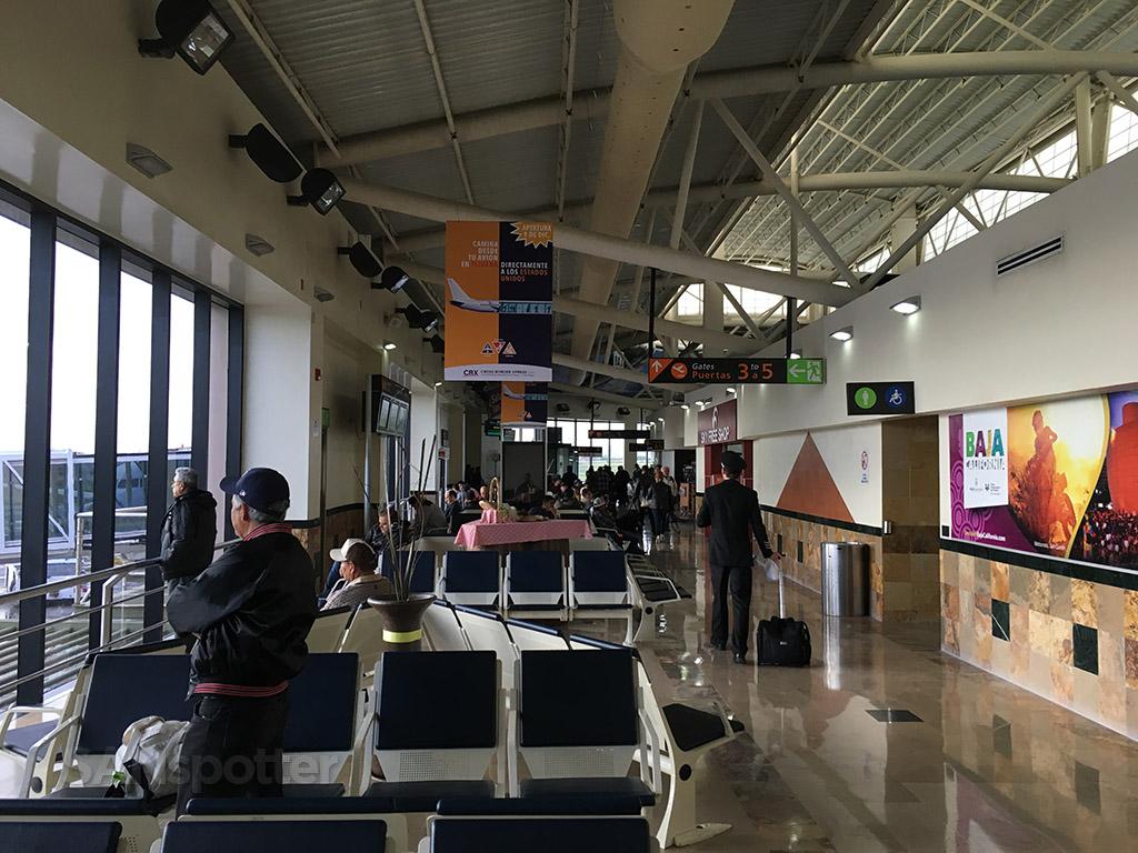 TIJ airport terminal interior
