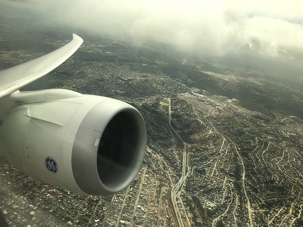 tijuana from above