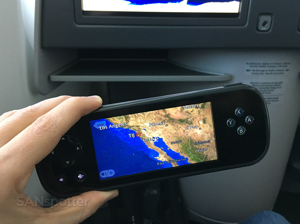 entertainment remote map
