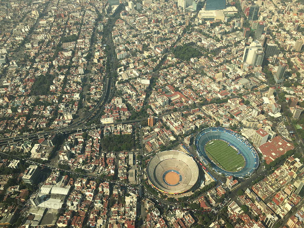 mexico city stadiums