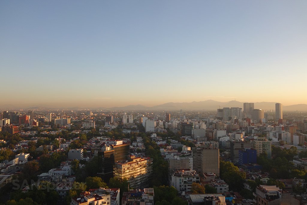 Presidente InterContinental mexico city trip report