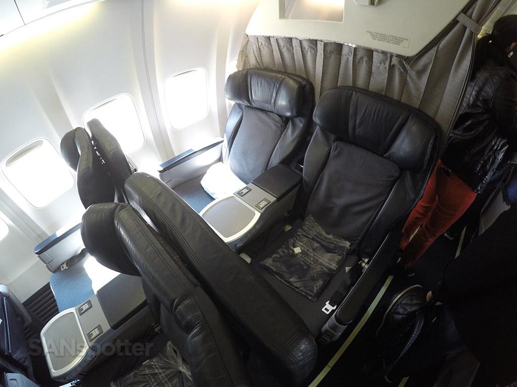 aeromexico 737-700 premier class seats