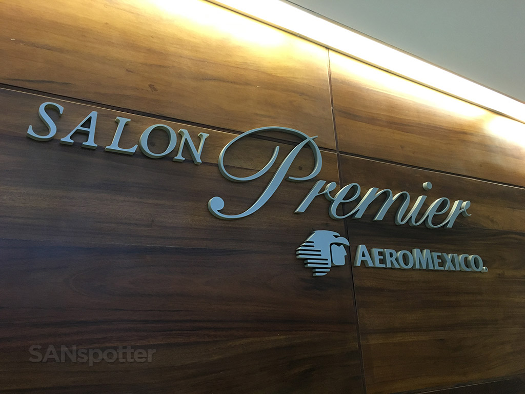 AeroMexico Salon Premier Club