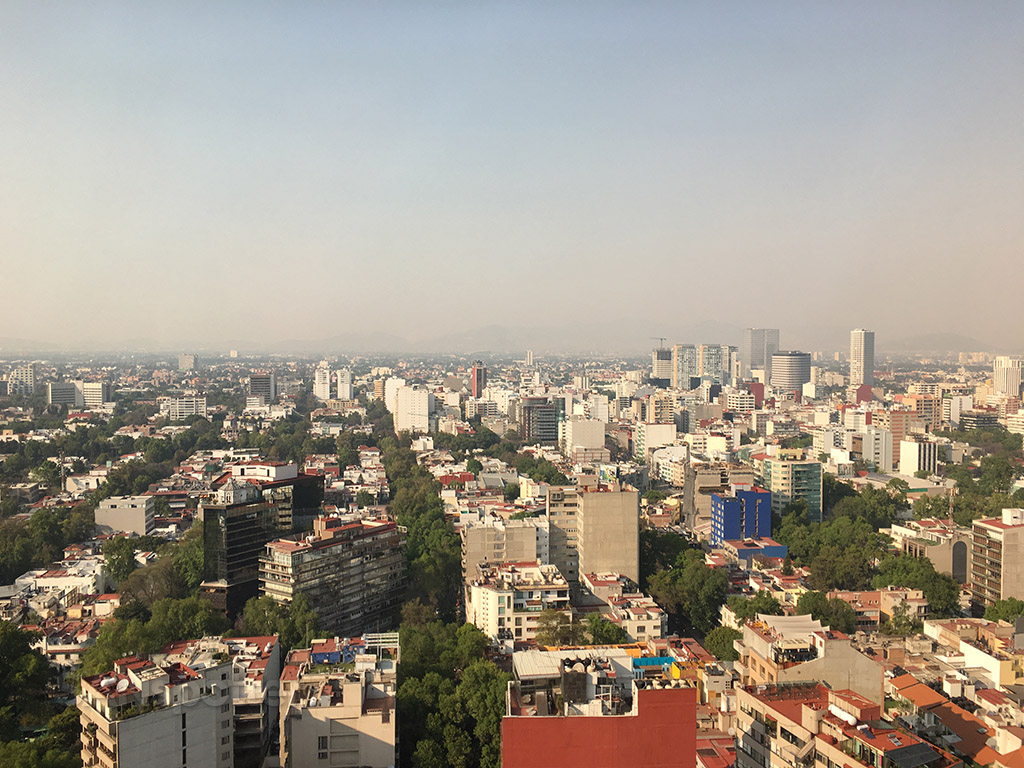 mexico city high elevation