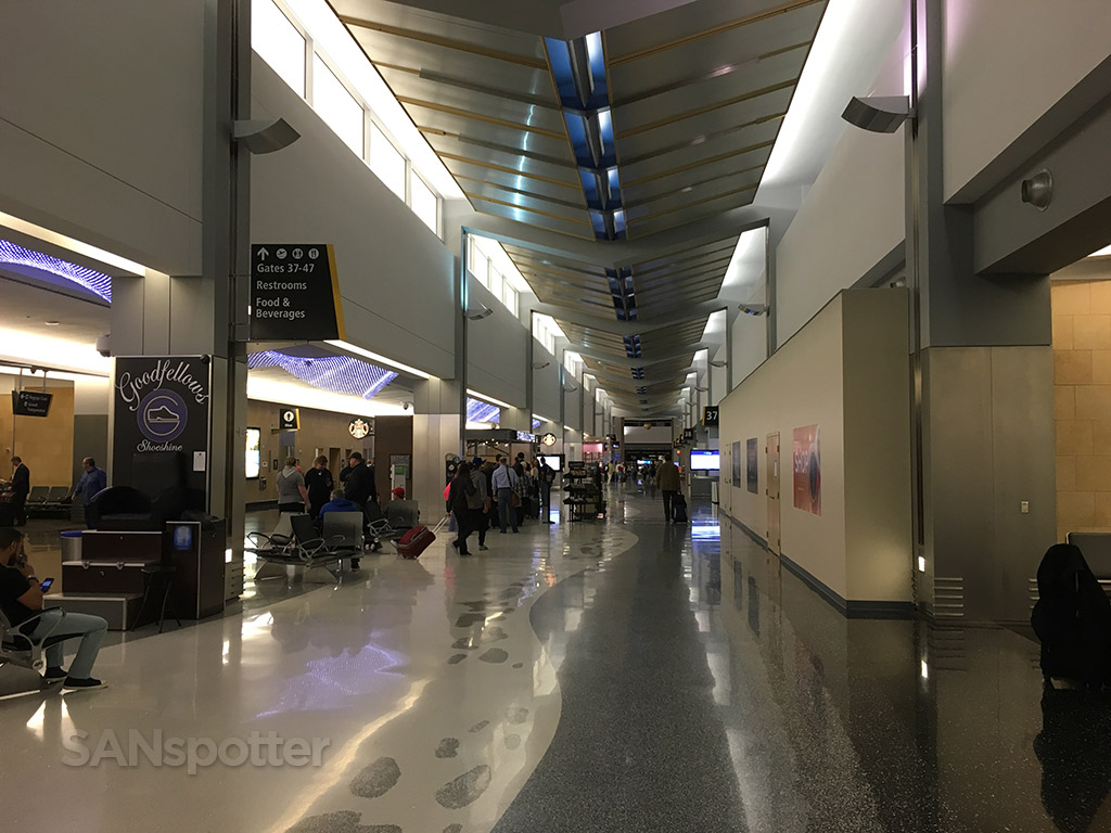 terminal 2 west san diego airport