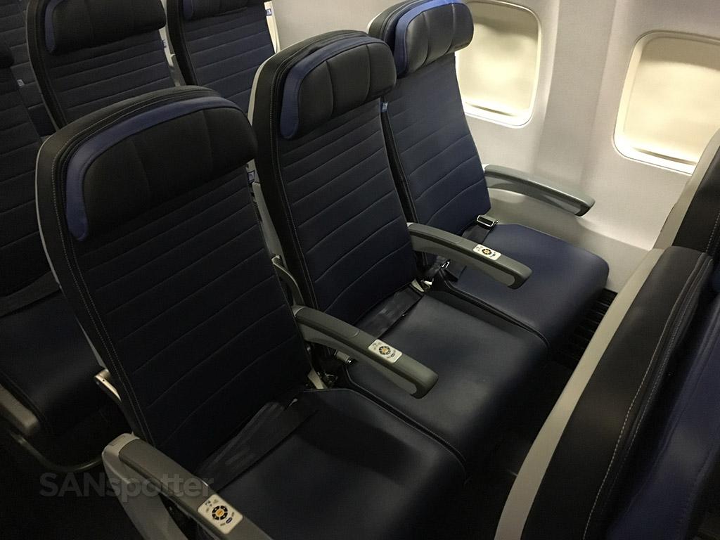 united economy plus seats
