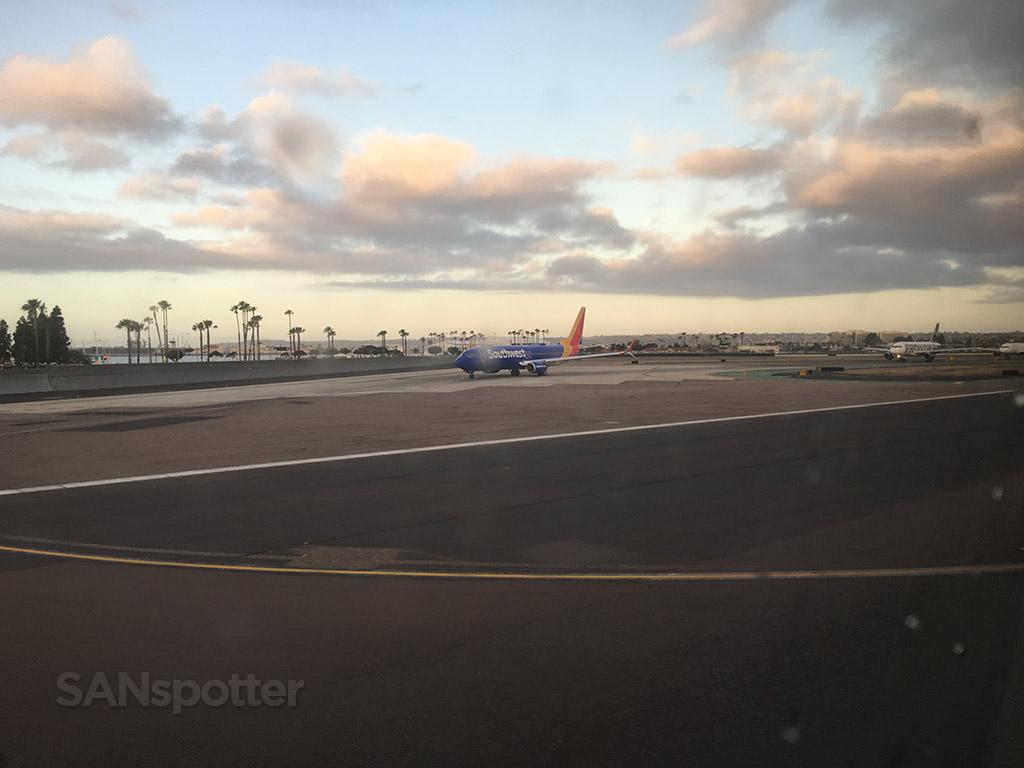 6:30am departures san diego airport