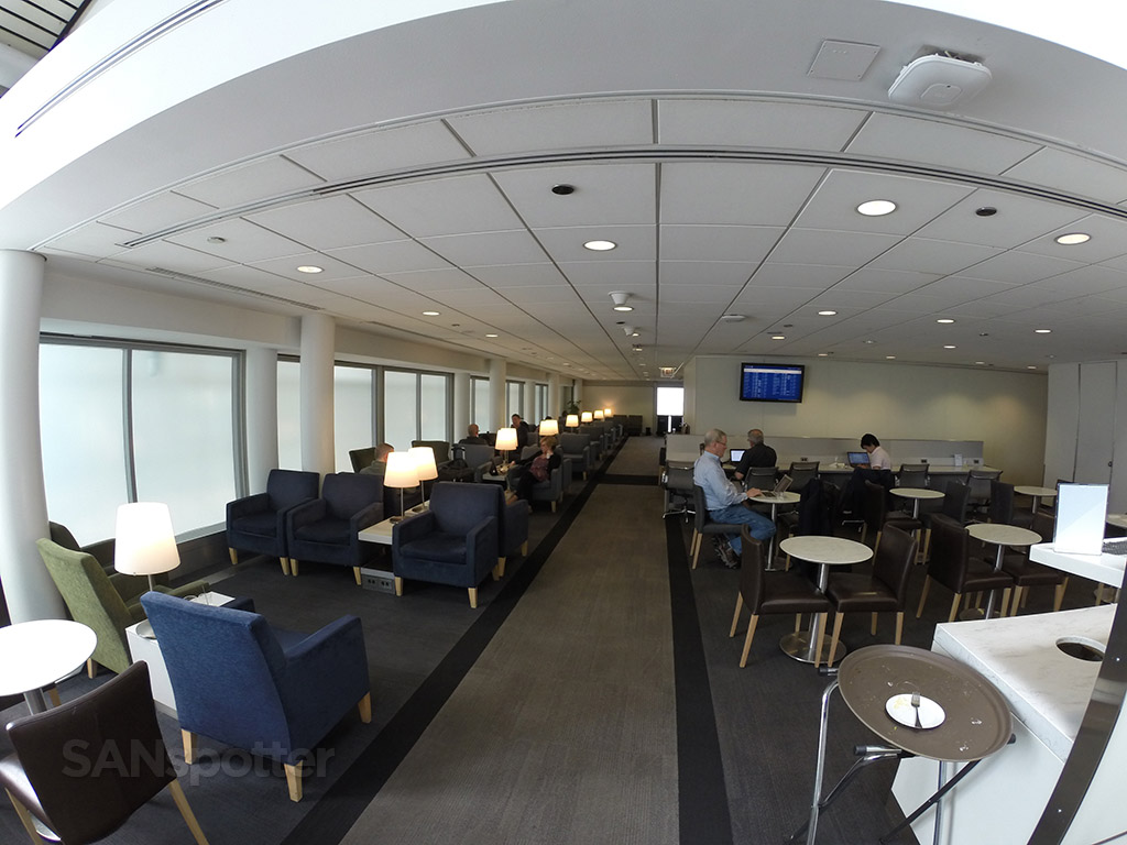 united club chicago o'hare concourse b