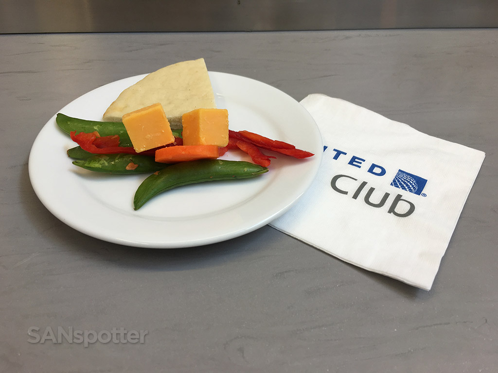 united club food chicago o'hare