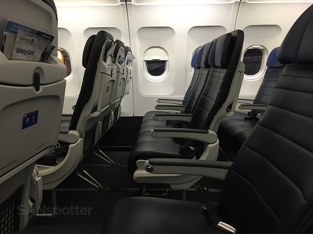 united airlines a320 seats