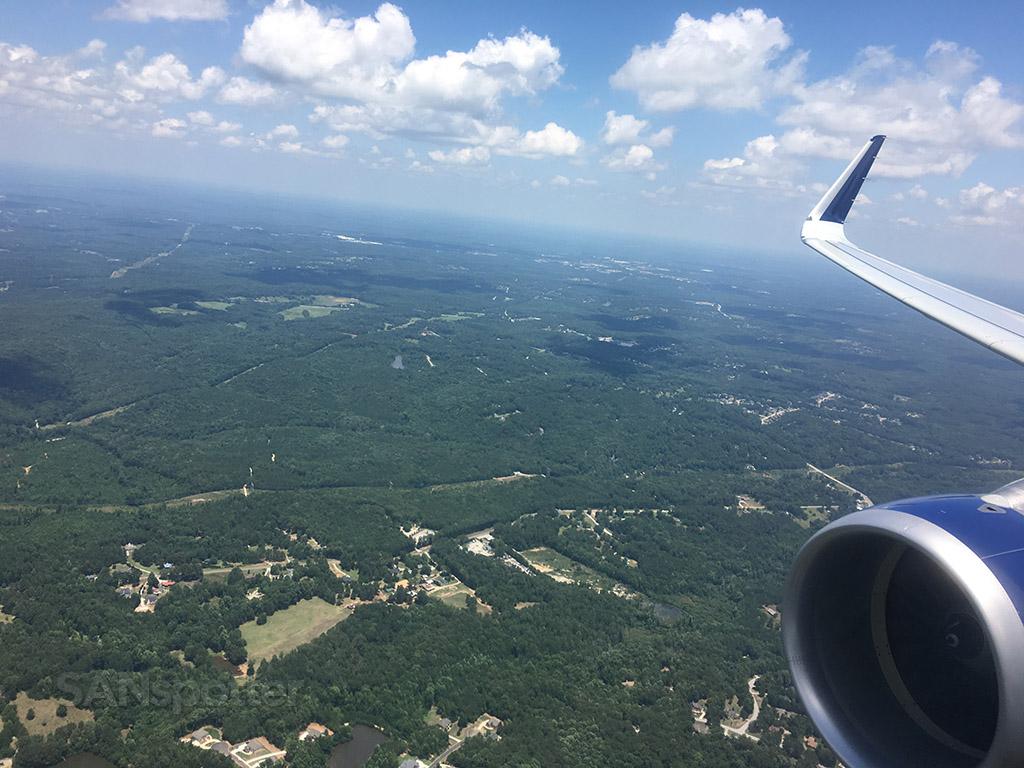 atlanta airport approach