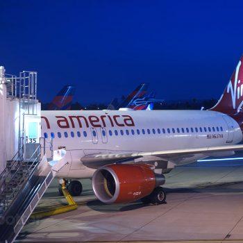 N637VA an airplane named desire
