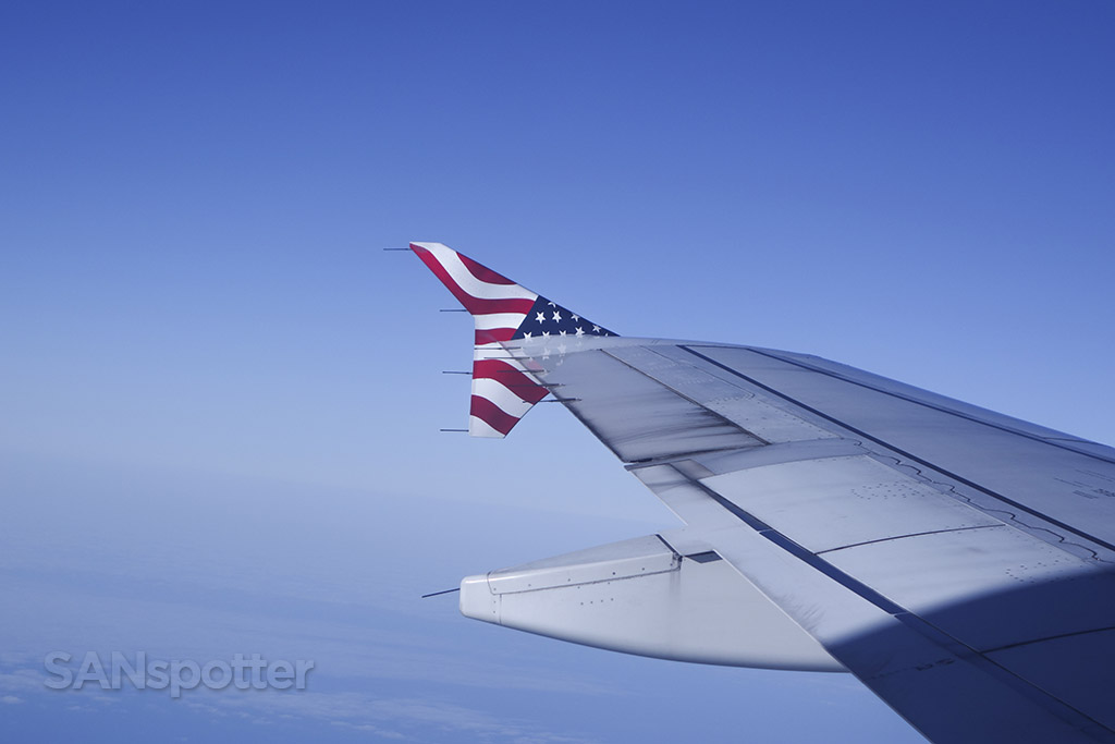 virgin america winglet