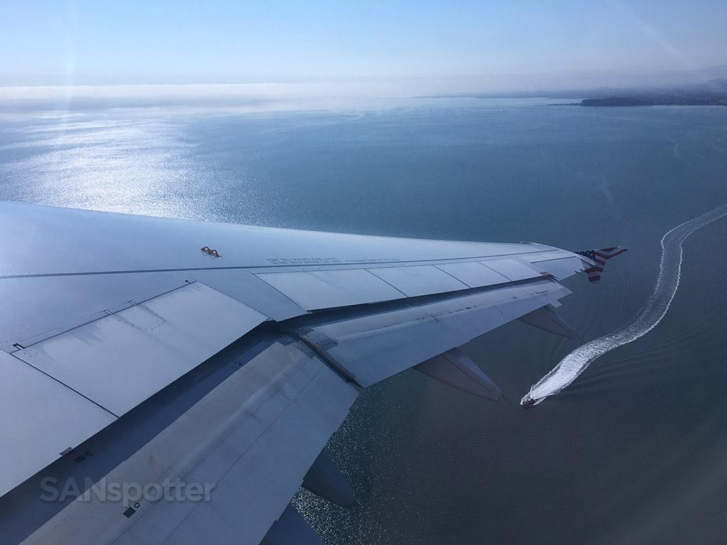 SFO 1R departure