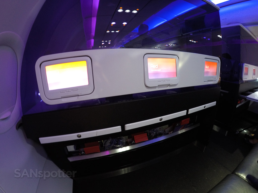 transparent bulkhead virgin america
