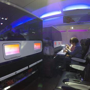 virgin america main cabin select