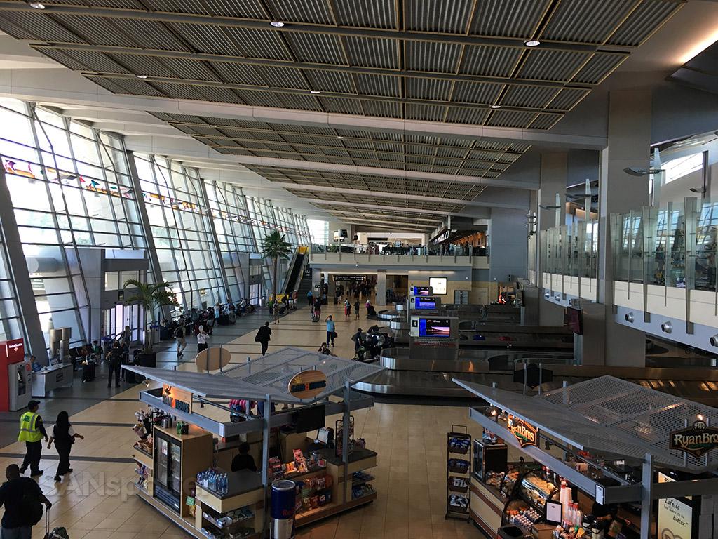 san diego airport terminal 2 baggage claim
