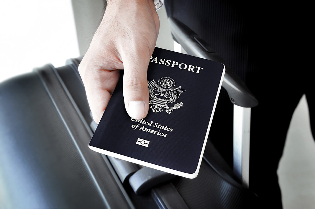 business traveler us passport