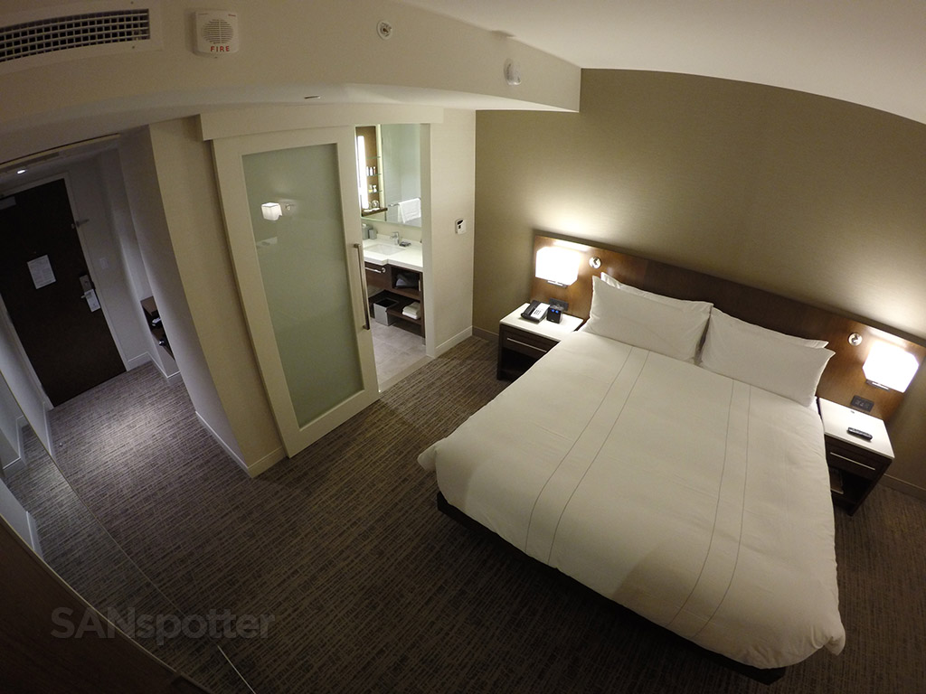 marriott yyc hotel review