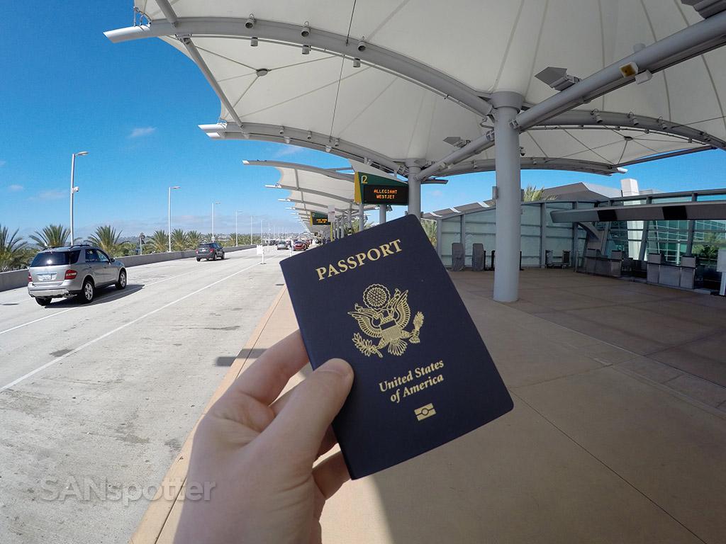 passport san diego airport