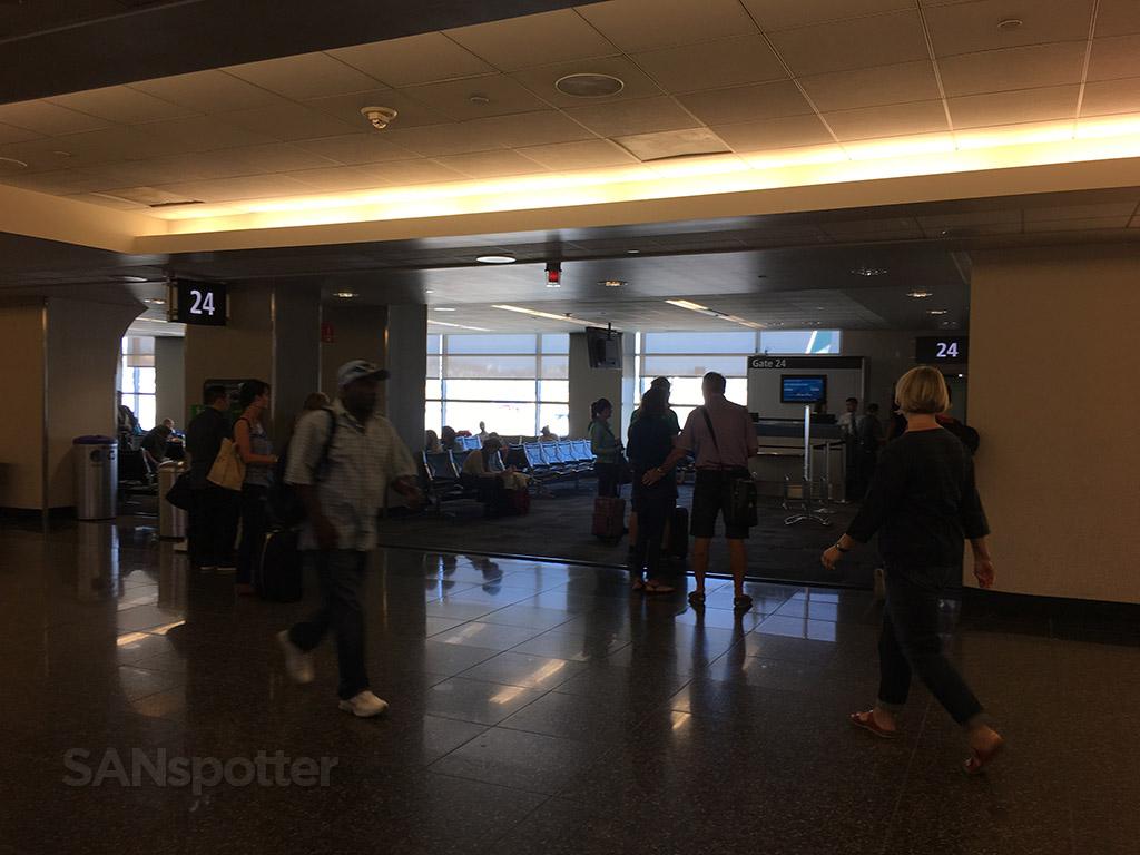 gate 24 san diego airport