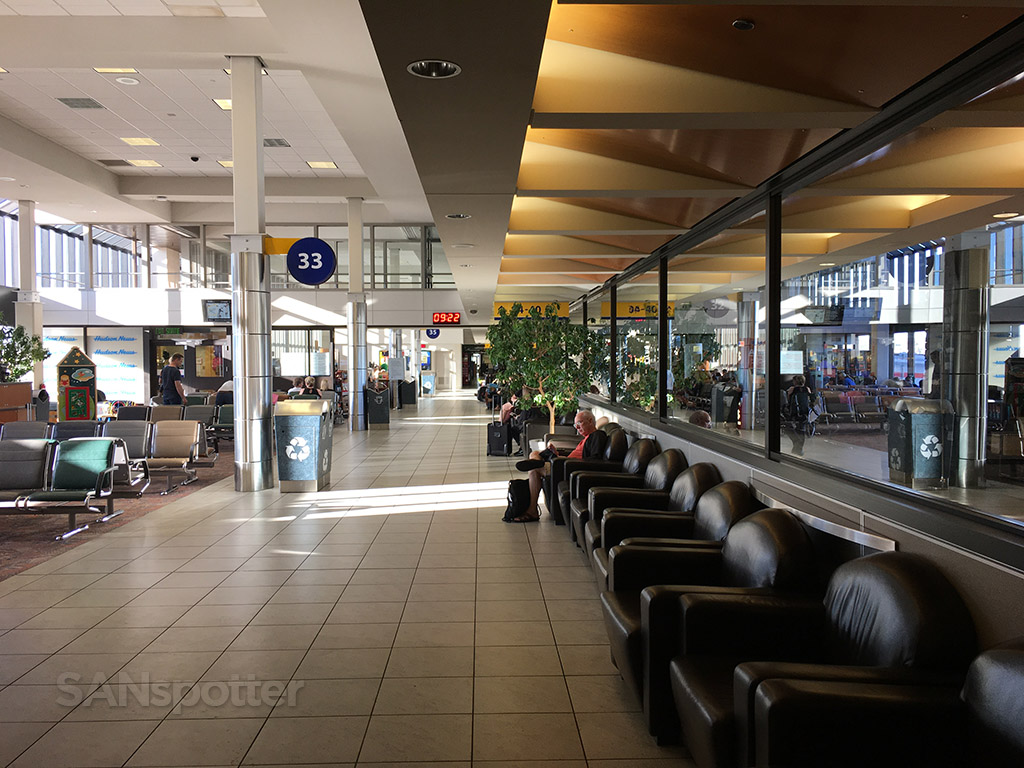 yyc airport interior