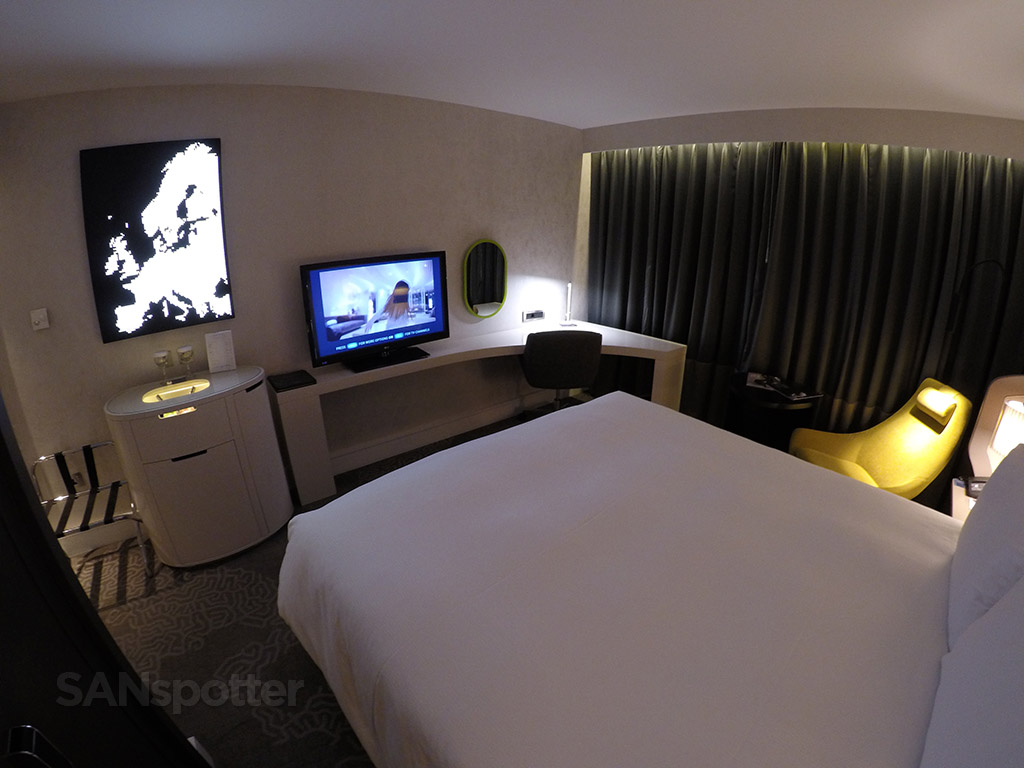 hilton london heathrow terminal 4 room 314