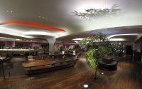 Heathrow Upper Class lounge