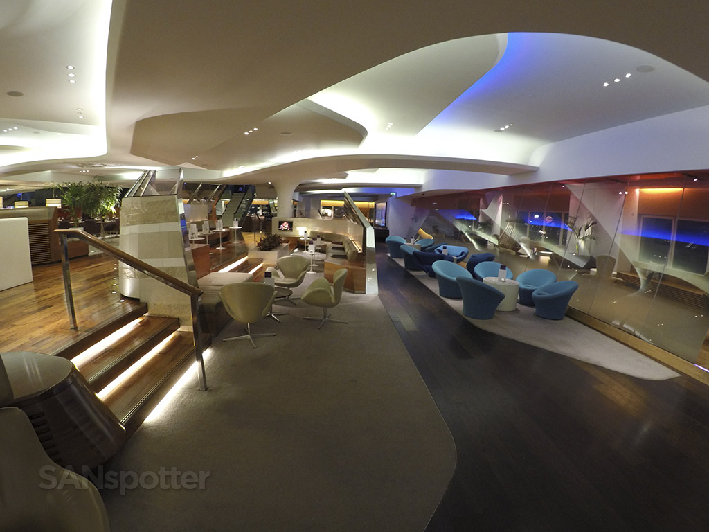Virgin Atlantic Upper Class lounge LHR