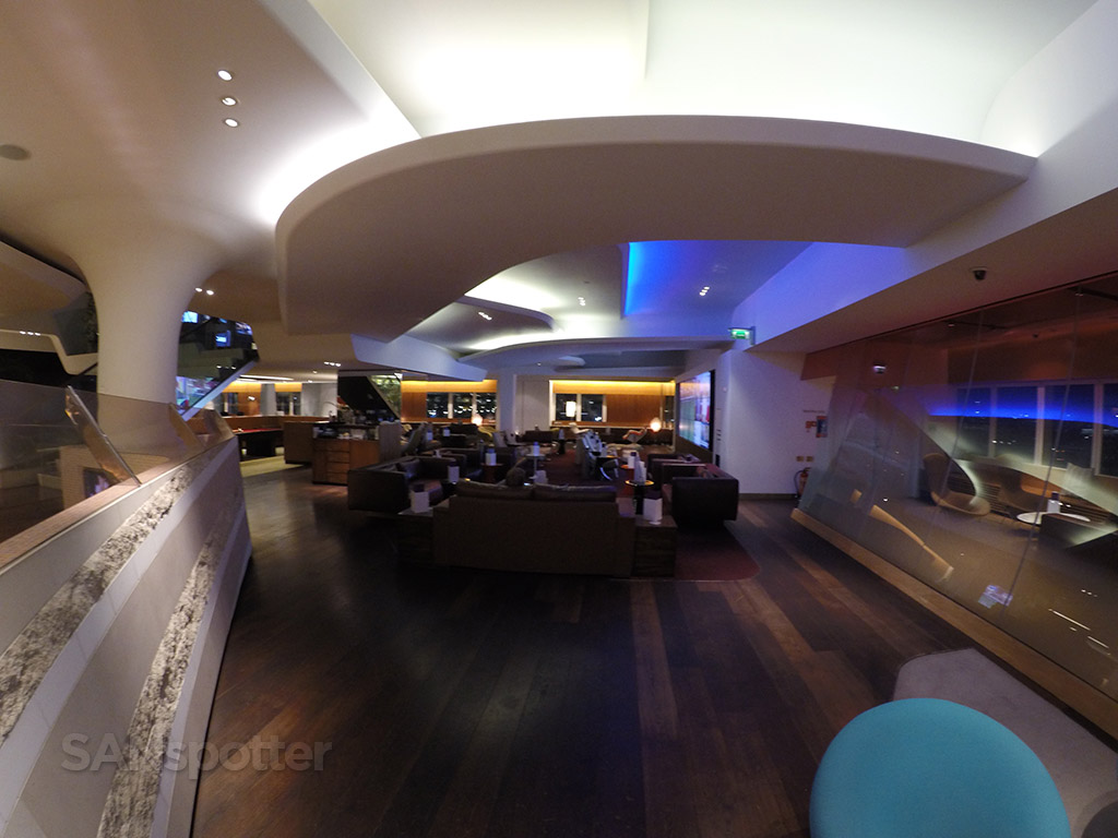 Virgin Atlantic Upper Class lounge Heathrow