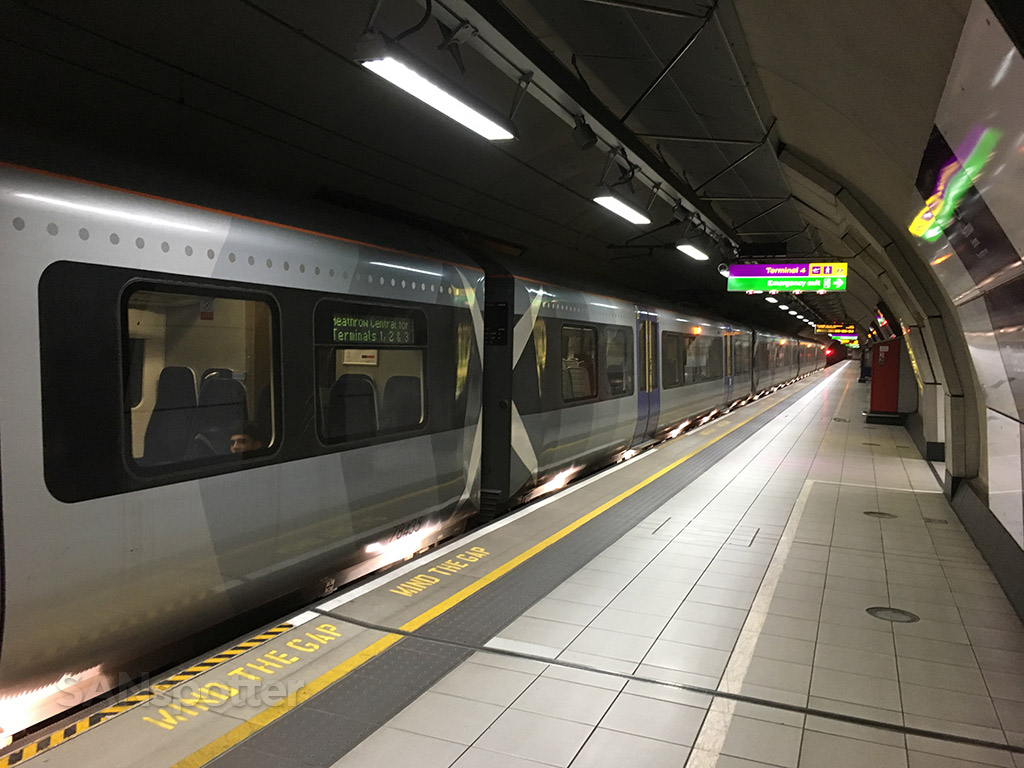 heathrow express terminal 4