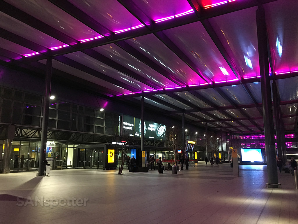 virgin atlantic terminal 3 heathrow airport