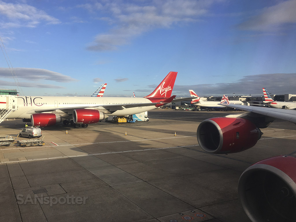 virgin atlantic heathrow terminal 3