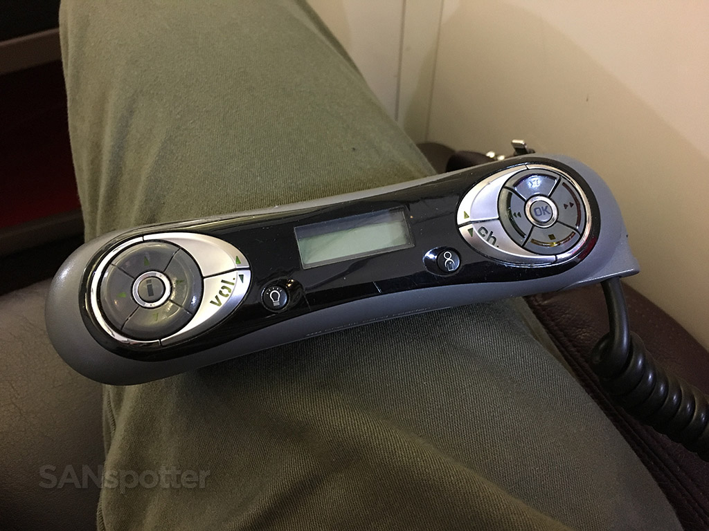 virgin atlantic upper class remote