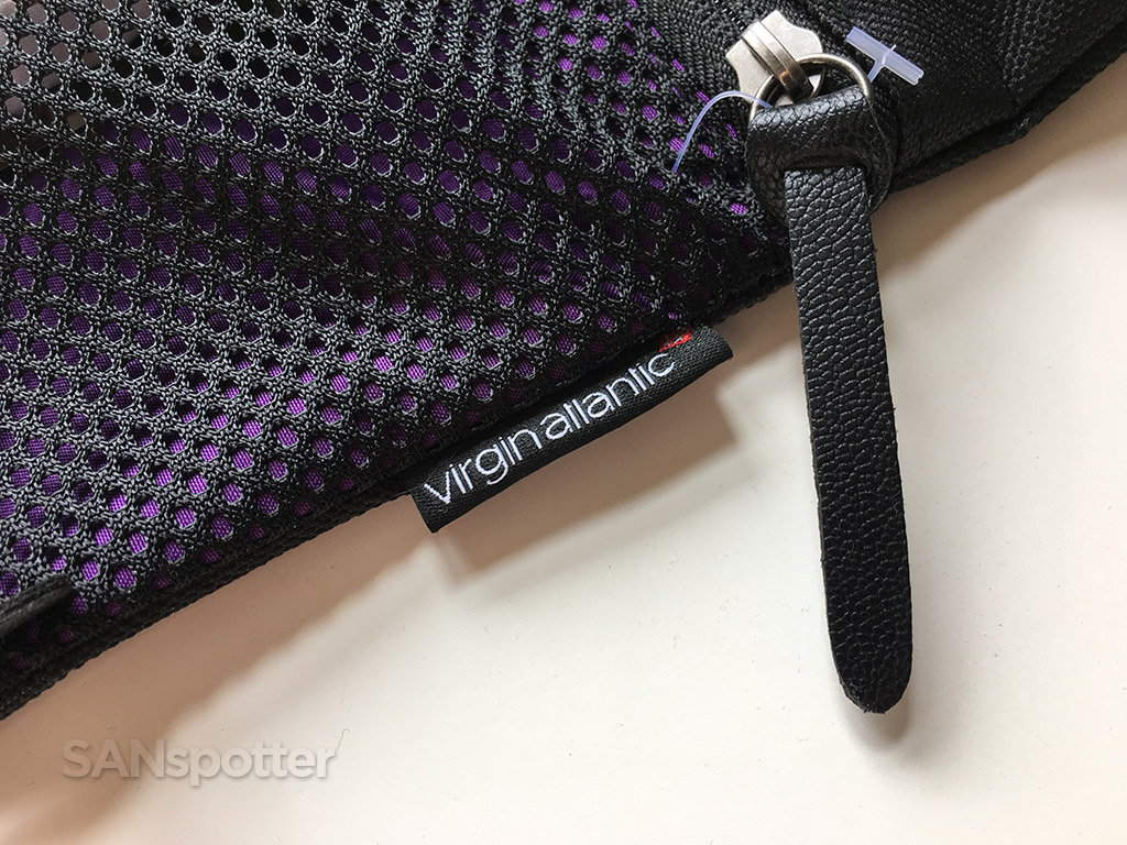 virgin atlantic upper class amenity kit