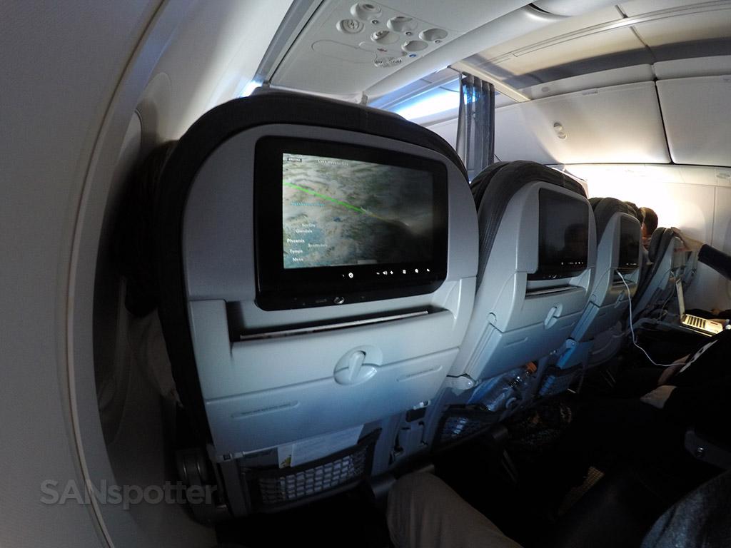 American Airlines 737 800 Premium Economy Main Cabin Extra