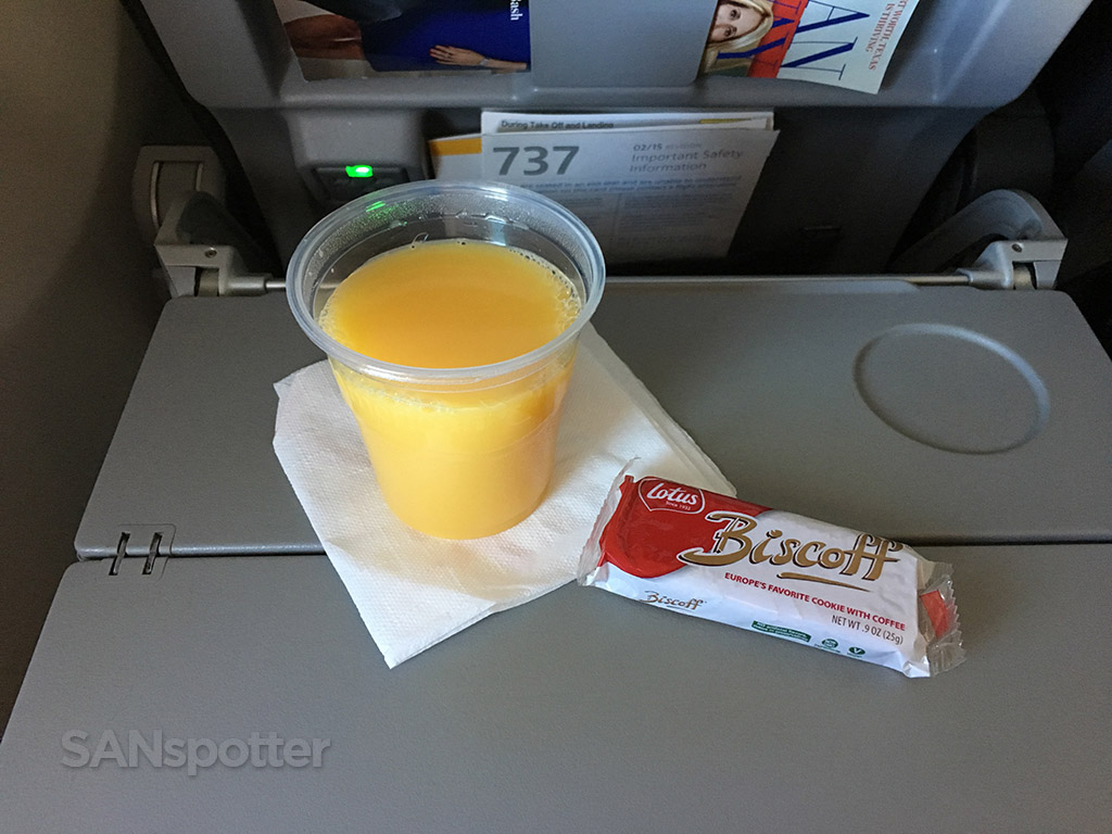 american airlines biscoff cookies