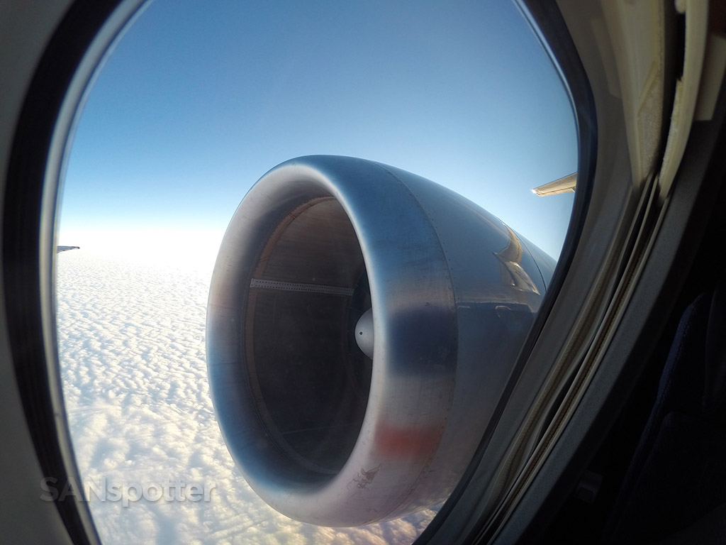 american airlines pratt & whitney JT8D engine