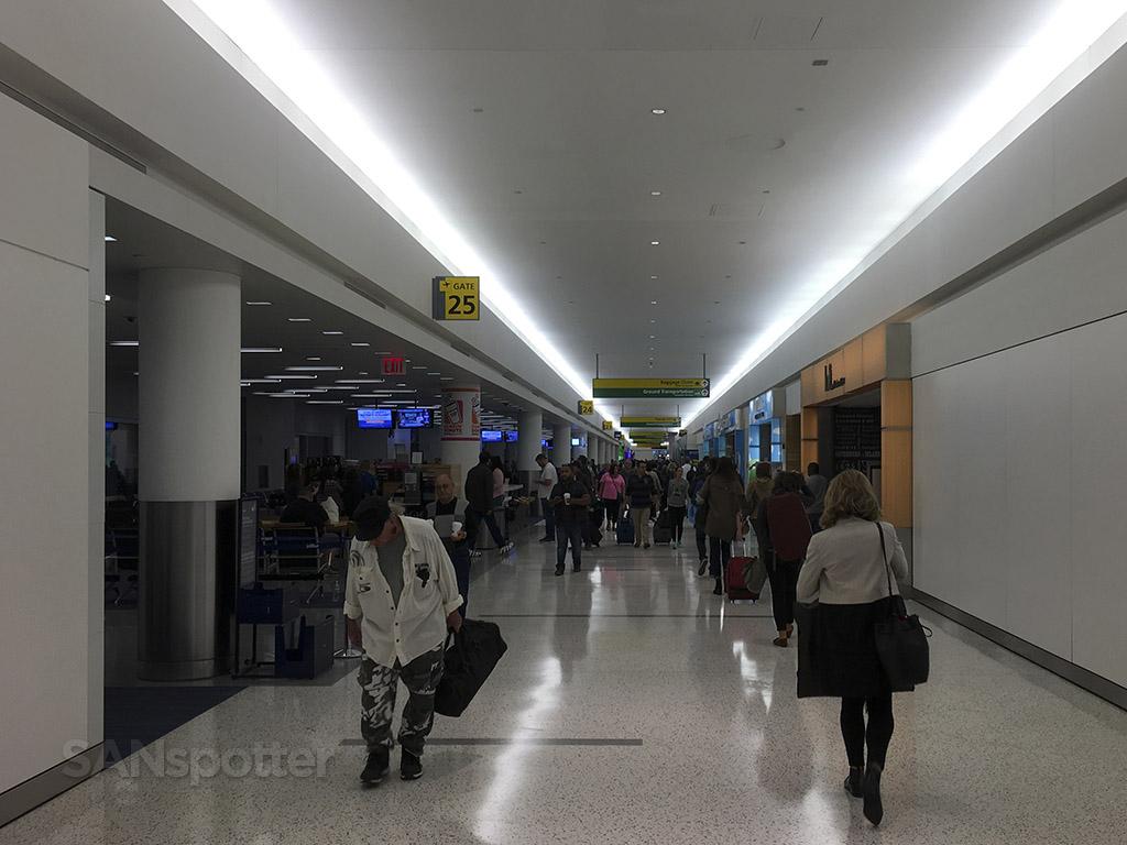 Terminal 5 JFK airport