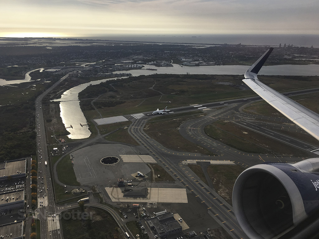 JFK airport departure