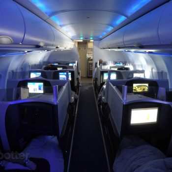 JetBlue Mint Cabin