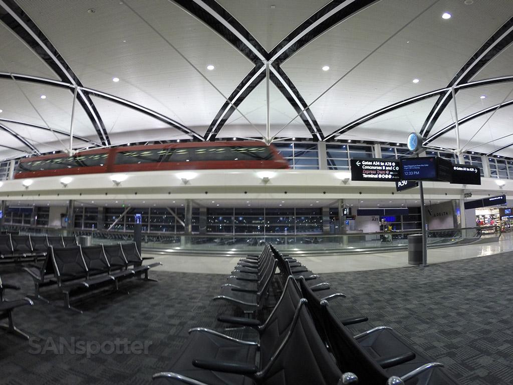 McNamara Terminal DTW