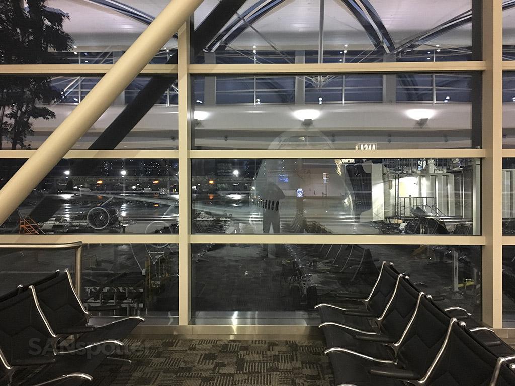 delta detroit 747-400