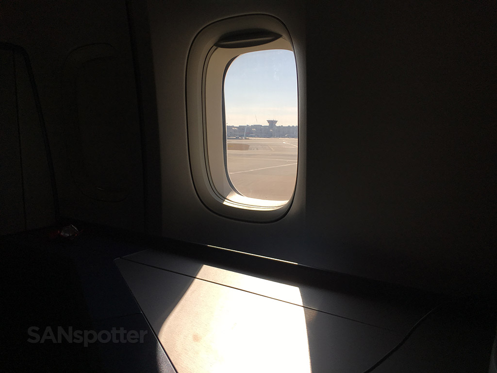 landing at ATL Hartsfield Jackson airport