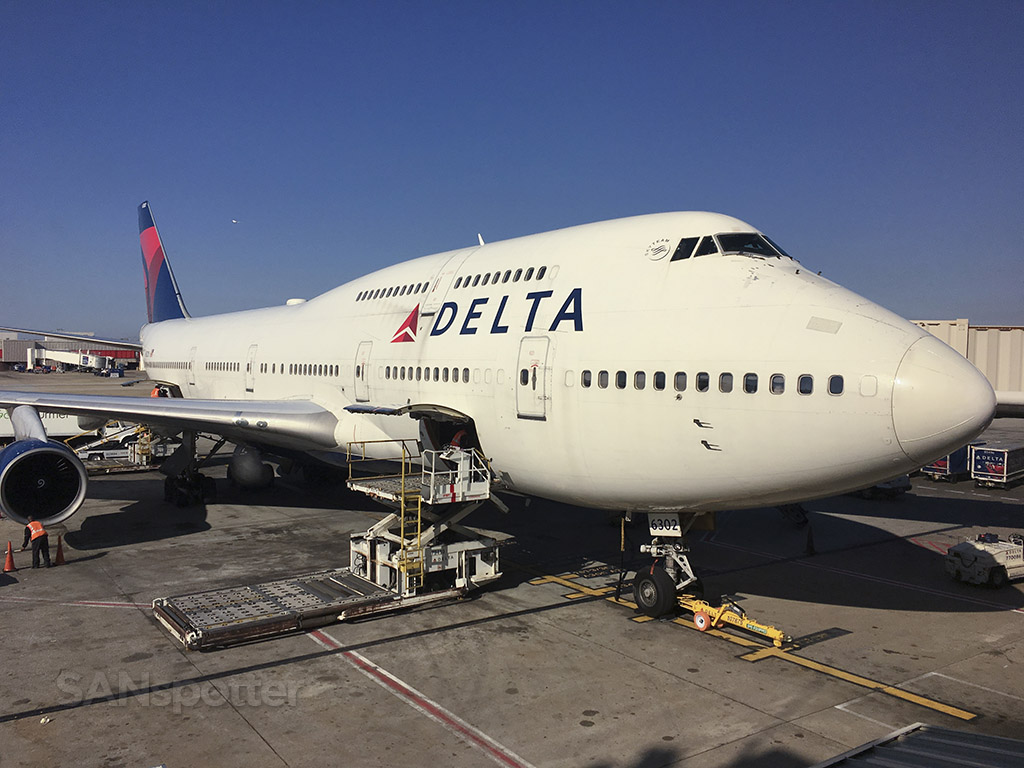 N662US delta 747-400
