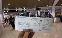 delta first class boarding pass