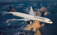 Air Canada New livery 2017