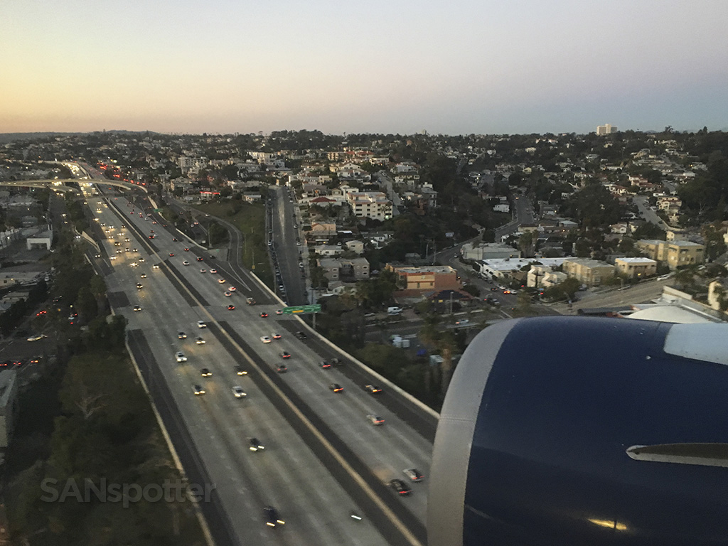 san diego airport approach